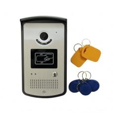HIQ-CM8 вызывная панель д/ в/домофонов