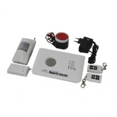 HIQ-GSM9-HS Интеллектуальная охранная GSM Интеллектуальная охранная GSM система. Тип сигнализации -