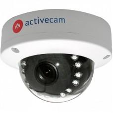 AC-D3101IR1 (2,8-12) v2 миниатюрная купольная вандалозащищенная 1мп IP-камера  ИК-подсветка