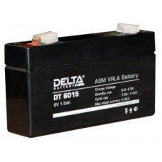 Аккумулятор 6В,1.5 А/ч