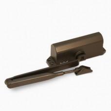 Доводчик DORMA TS-77 EN4 до120 кг с рычагом (коричневый)