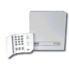 PC-510, 4зоны. Панель, клавиатура (снята с пр-ва)