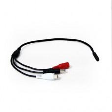 HIQ МК-2043 Миниатюрный активный микрофон