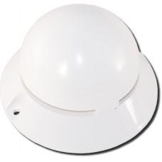 Маяк-12-3М, звуковой оповещатель, полусферический пласт. корпус, внутр. исполнение2, 12В, 20мА, 110Д