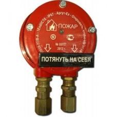 ИП-535-77/В К0  |без кабельных вводов, М20х1,5| Извещатель пожарный ручной, 8-30В, 50мкА