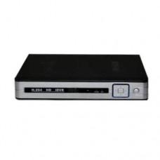 HIQ-7216 M 16 канальный аналоговый гибридный AHD видеорегистратор