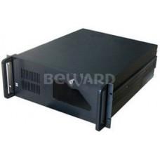 BRVM2 IP видеорегистратор До 36 камер, до 400 к/с при 1920х1080, Embedded OS, SSD диск, до 6хSATA HD