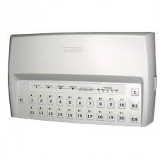 Сигнал-20М, Контрольная панель, охранно-пожарная 20 шлейфов