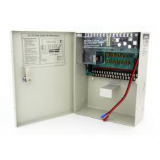 HiQ-1218 RS Блок питания .Выходное напряжение: 12 V.Выходов 12 V: 18 ШТ.Сила тока:  10A