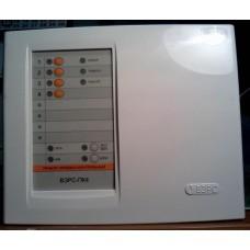 ВЭРС-ПК-4 П версия 3.1, Прибор, (пластмас. корпус) контроль 4 шлейфов сигнализации, под акк. 4,5А/ч