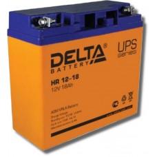 Аккумулятор DELTA HR 12-18