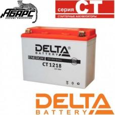 Аккумулятор DELTA CT 12-18