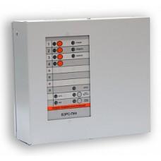 ВЭРС-ПК-4 М версия 3,2, Прибор, (метал. корпус) контроль 4 шлейфов сигнализации, под акк. 4,5А/ч
