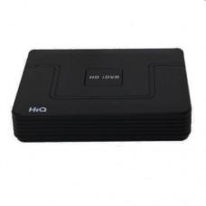 HIQ-2004 H регистратор гибридный на 4 канала