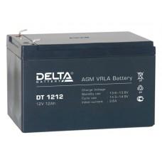 Аккумулятор 12В, 12 А/ч DT DELTA