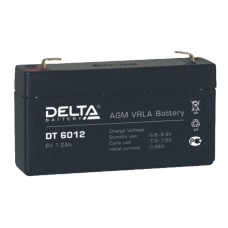 Аккумулятор 6В,1.2 А/ч