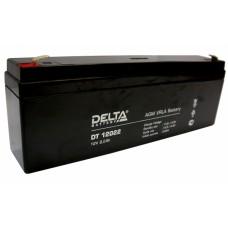 Аккумулятор 12В, 2.2 А/ч