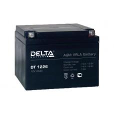 Аккумулятор 12В, 26 А/ч DT