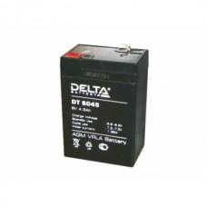 Аккумулятор 6В, 4,5 А/ч DT