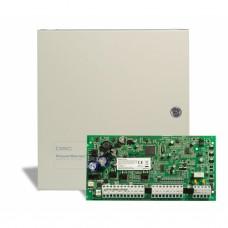 PC-1616EH DSC, Приемо-контрольная панель, 6проводных шлейфов, расширение до 16 проводных или 16 бесп