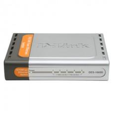 Коммутатор D-Link DES-1005D 5-port UTP