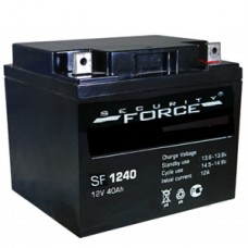 Аккумулятор 12В, 40 А/ч SF
