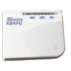 Кварц (вар.2), один шлейф, эл. ключ, выход на сирену 0.5А, сигнал