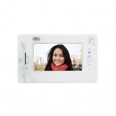 HIQ-HF821W Монитор довофона белый
