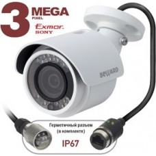 IP камера BD3570RC, 3 MP, объектив 6мм