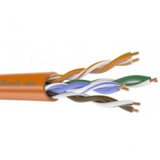 кабель ParLan U/UTP Cat5e 4x2x0,52 ZH нг(А)-HF  для внутрен.прокладки
