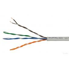 Кабель UTP  4*2*0.51, SKYNET для внешн. проводки 4-хпарный неэкран.кабель