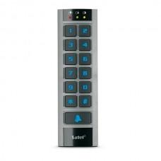 ACCO-SCR-BG, Клавиатура интегрированная со считыватель проксимити-карт,  Satel