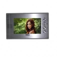 HIQ-HF800 в/домофон без вызывной панели серебро
