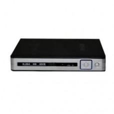 HIQ-7208NH Гибридный AHD регистратор на 8 каналов