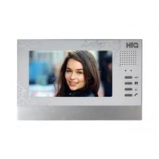 HiQ-HF803 Видеодомофон б/трубки,  7 ДЮЙМОВ, РАЗРЕШЕНИЕ: 800х480рх