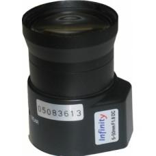 Объектив SCV-550G, 5-50 мм, 1/3, DD