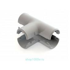 Тройник соединительный для трубы д16 (разборный)