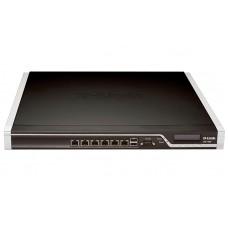 DFL-1660   Межсетевой экран NetDefend с 6 настраиваемыми портами Gigabit Ethernet и 2 USB портами