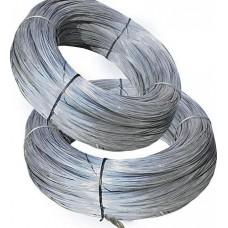 Проволока стальная оцинкованная d=3мм, м