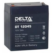 Аккумулятор 12В, 4.5 А/ч DT