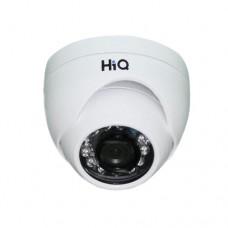 HIQ-3101 SIMPLE внутрен. антивандальная куп. с ИК подсв.2,8мм