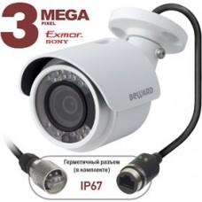 IP камера BD3570RC, 3 MP, объектив 6мм