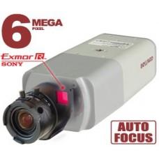 BD3670M  IP камера 6 MP, 12В/PoE