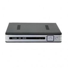 HIQ-7204 МH4 канальный гибридный видеорегистратор